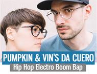 PUMPKIN & VIN'S DA CUERO