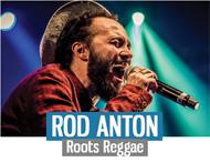 ROD ANTON - Roots Reggae